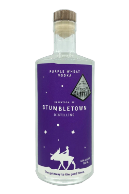 Purple Wheat Vodka