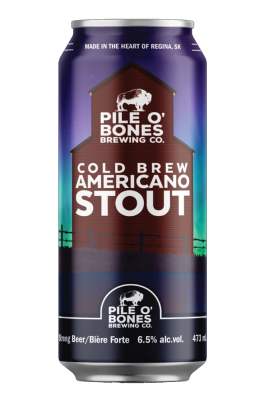 Cold Brew Americano Stout