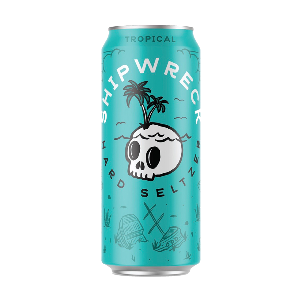 SHIPWRECK Tropical Hard Seltzer