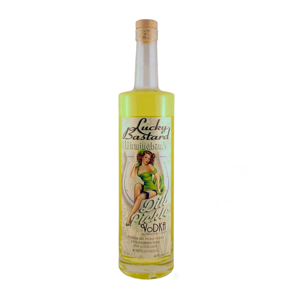 Dill Pickle Vodka